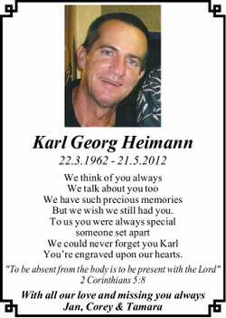 Karl Georg Heimann