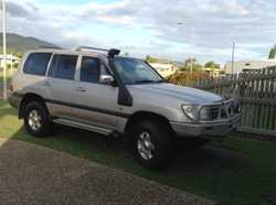 2004 V8, 100 serious  automatic  petrel 4.7L , ARB bulbar, duel batteries, 240 inverter, Anderson pl...