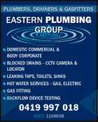 Eastern Plumbing Group