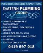 Eastern Plumbing Group