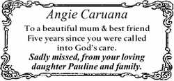 Angie Caruana
