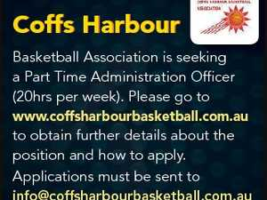 Coffs Harbour Basketball Association is seeking a Part Time Administration Officer (20hrs per week). Please go to www.coffsharbourbasketball.com.au to obtain further details about the position and how to apply. Applications must be sent to info@coffsharbourbasketball.com.au by Friday19th May 2017 6595025aa