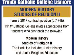 MODERN HISTORY & STUDIES OF RELIGION II TEACHERS