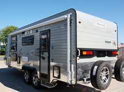 TANAMI Creative caravan,  excellent condition,  built to tour,  full certifica...