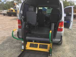 Disability Wheel Chair Transporter