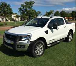 2013 Ford Ranger Wildtrax