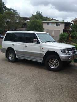 Mitsubishi Pajero Exceed. 7 seat. VGC No beach or flood. Set up for caravan with elec braking and an...