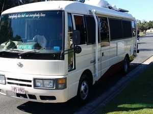 96' Nissan Civilian Bus