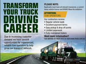 dr v ng driving car r career Due to increasing customer demand we have several opportunities for experienced, reliable tow operators to help grow our transport network. PLEASE NOTE: Applicants must have all relevant insurances, a current heavy vehicle licence and NHVAS Mass Accreditation. ATTENTION: TOW OPERATORS Our contractors receive ...