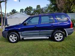 MAZDA Tribute Traveller SUV 4WD,  2004,  auto,  167,524kms,  RWC,  r...