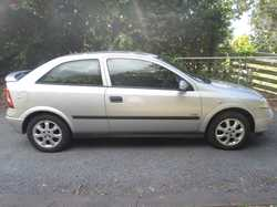 TS ASTRA HATCH 2004 AUTOMATIC REPLACED TIMING BELT THIS SERVICE CRUISE CONTROL ECONOMICAL REGO TO NO...