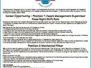 ASSET MANAGEMENT S?VISOR & MECHANICAL FITTER