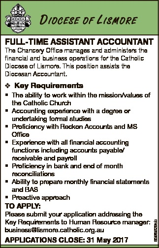 Diocese of Lismore 