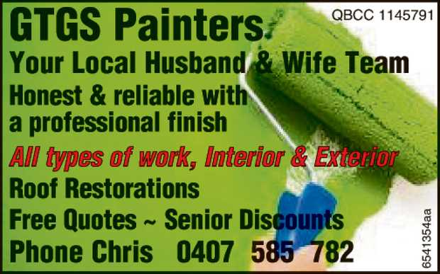 Your Local Husband & Wife Team