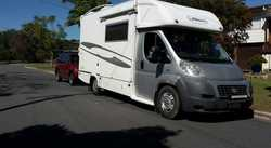 2008 Fiat Sunliner 23ft Expander motor home in excellent condition. 6-speed manual, full annexe, ful...