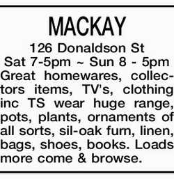 MACKAY