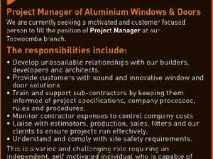 Project Manager of Aluminium Windows & Doors