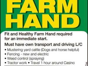 Farm Hand