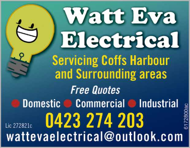 Servicing Coffs Harbour and Surrounding areas