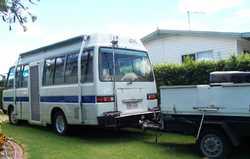 MAZDA '84 T3000 Vic. MH Conversions 2001 Seats 4, Rebuilt Eng. 2014, Tyres as new – A...