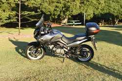 FOR SALE   2011 Suzuki Vstrom 650   11 months rego,   speedo 9,000klms.   Excelle...
