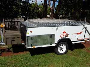 CUB Hardfloor Camper