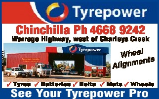 Warrego Highway, west of Charleys Creek