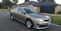 2014 Toyota Camry Atara SL, Auto 6sp, Petrol Aspirated 2.5L, 60000km, 7 Airbags, Navigation System,...