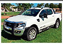 Ford Ranger Wiltrax 2013