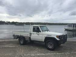 Land cruiser Tray in great all round condition