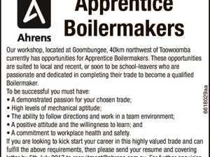Apprentice Boilermakers