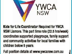 Kids for Life Coordinator