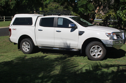 '15 FORD RANGER E/C + many extras, service hist, 54,000 klms, 1 owner, 3500kg towing cap, R...
