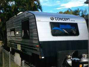 INOVATIONS 590R CONCEPT CARAVAN