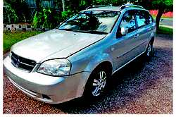 HOLDEN station wagon, 2006, auto, 120,000klms, RWC, no rust, mechanically sound, central locking,...