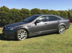 This 2008 Holden Special Vehicles Grange is engineered with a 6.2 litre engine and 317kW of power!....