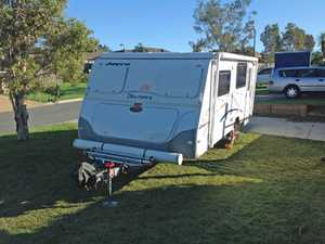 2010 JAYCO DISCOVERY POP-TOP