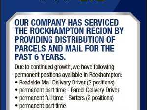 Multiple Postal Roles
