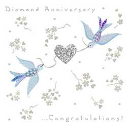 Frank & Lillian Matthews Sixty years together, your Diamond Anniversary, we hope your day is special...