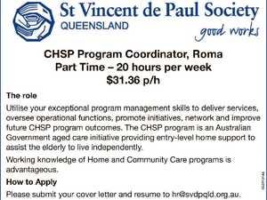 CHSP Program Coordinator