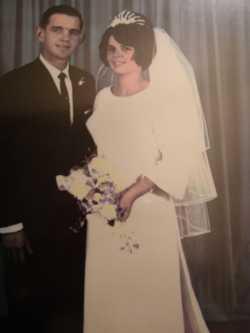 Neville & Rosemary Kajewski - Celebrating 50 years wedded bliss on 8 July 2017. A marriage made in h...