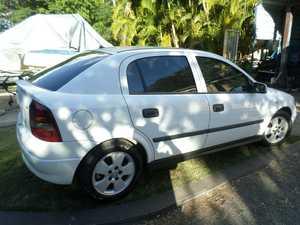 Holden Astra 2003