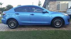 2010 Mazda 3 Neo Sedan Man 6sp 2L with alloy wheels, tinted windows and Bluetooth System.  Full logb...