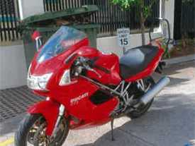 DUCATI Sports ST3 2005, 74,000kms, excellent buy, panniers & bags, good condition. $7,500. Phone 0418440054