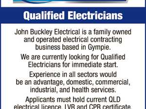 Qualified Electricians