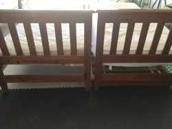 Innerspring mattress.One with trundle.2 to sell.