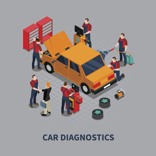 CAR REPAIRING SERVICES
