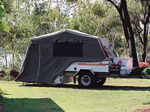 KIMBERLY Kamper off road trailer