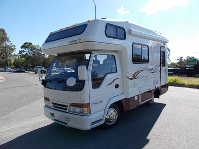 Isuzu Camper As new only 83000kms   Diesel auto, Has everything.   $59000.00   Ph 040...