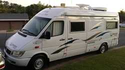 2003 Mercedes Sprinter Paradise Oasis Motorhome Excellent condition, new internal fitout 2016, we...